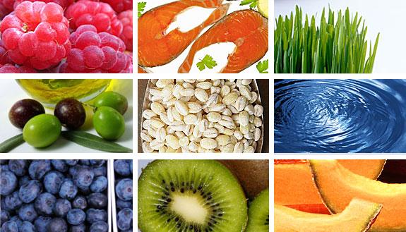 Aliments et forme